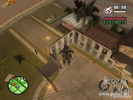 Edificio de viviendas 2 para GTA San Andreas sucesivamente de pantalla