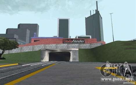 Nuevo concesionario Wang Cars para GTA San Andreas séptima pantalla