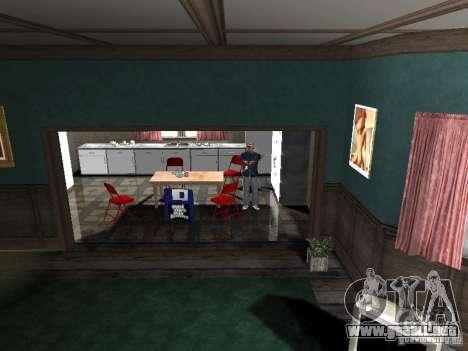 Cámara móvil gratis para GTA San Andreas sexta pantalla