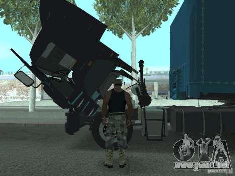 Tablero de instrumentos activos v.3.0 para GTA San Andreas segunda pantalla