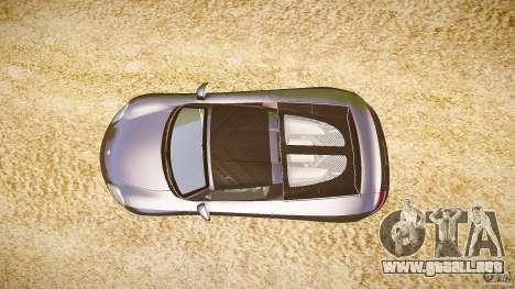 Porsche Carrera GT v.2.5 para GTA 4 visión correcta