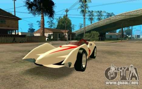 Mach 5 para GTA San Andreas