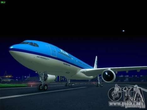 Airbus A330-200 KLM Royal Dutch Airlines para GTA San Andreas