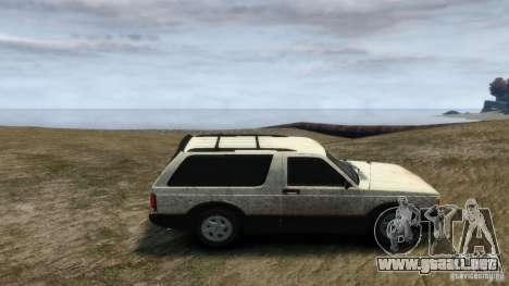 GMC Typhoon 1993 v1.0 para GTA 4 left