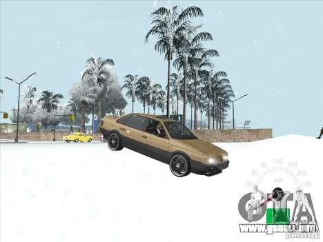 Volkswagen Passat B3 para las ruedas de GTA San Andreas