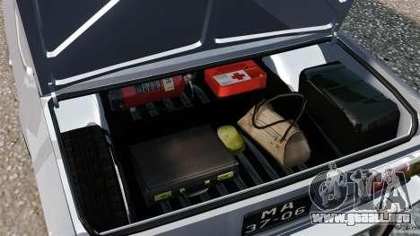 Stock VAZ-2101 para GTA 4 vista superior