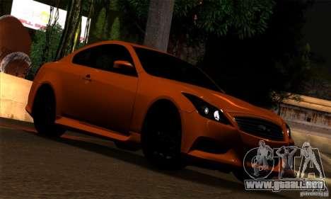 SA gline v4.0 Screen Edition para GTA San Andreas séptima pantalla