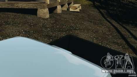 Ford F-150 v1.0 para GTA 4 vista desde abajo