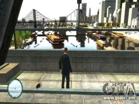 iCEnhancer 1.2 para GTA 4 adelante de pantalla