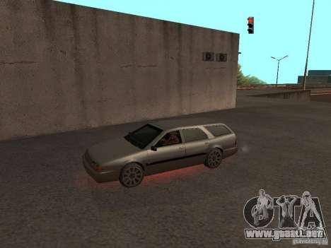 Neon mod para GTA San Andreas