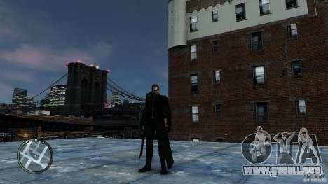 RE5 Wesker para GTA 4