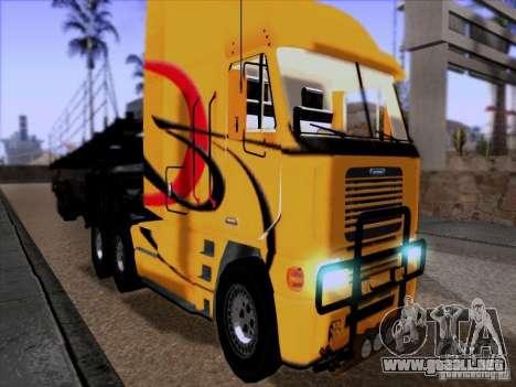 Freightliner Argosy Skin 2 para GTA San Andreas left