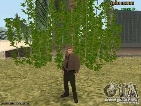 SAPD skins para GTA San Andreas sucesivamente de pantalla
