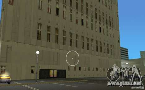 New Downtown: Hospital and scyscrap para GTA Vice City sucesivamente de pantalla