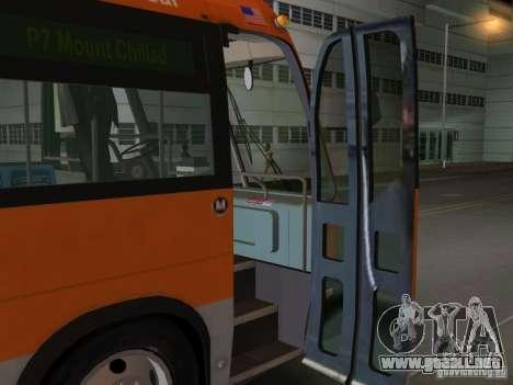 GMC RTS para GTA Vice City visión correcta