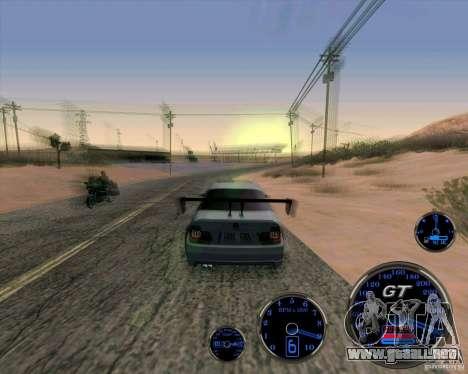 Bmw 330 Tuning para la visión correcta GTA San Andreas