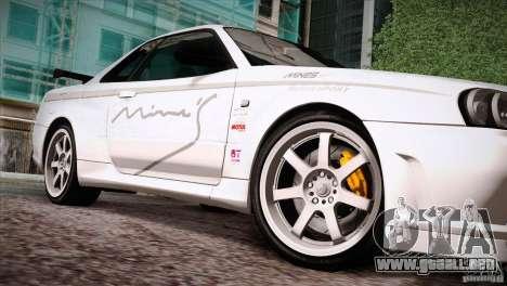 FM3 Wheels Pack para GTA San Andreas décimo de pantalla
