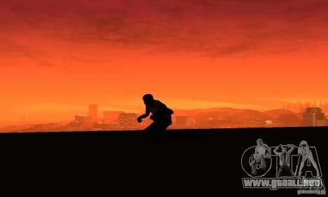 Sunshine ENB Series by Recaro para GTA San Andreas sexta pantalla