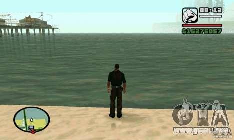 Navegar en 2 veces más rápido para GTA San Andreas