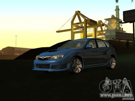GFX Mod para GTA San Andreas