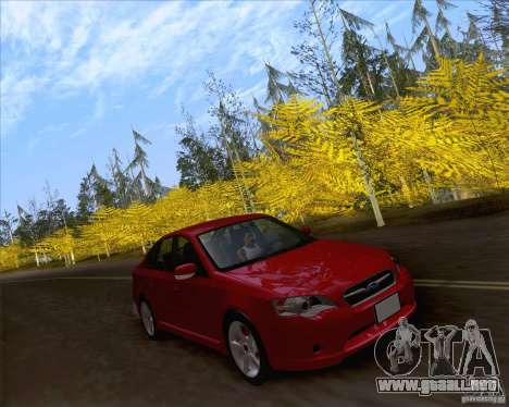 HQ Realistic World v2.0 para GTA San Andreas décimo de pantalla