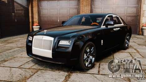 Rolls-Royce Ghost 2012 para GTA 4