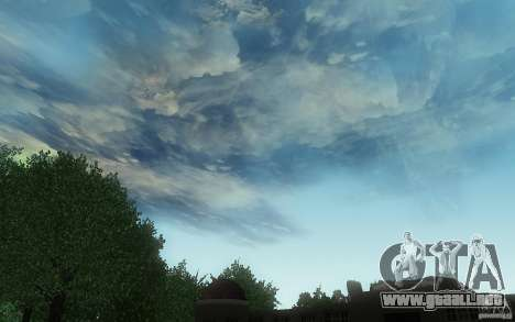 Real Sky Efects para GTA San Andreas