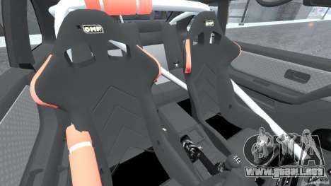 Nissan Skyline GT-R (R33) v1.0 para GTA 4 vista interior