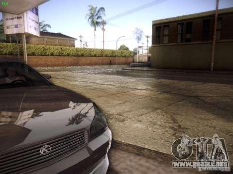 Todas Ruas v3.0 (Los Santos) para GTA San Andreas séptima pantalla