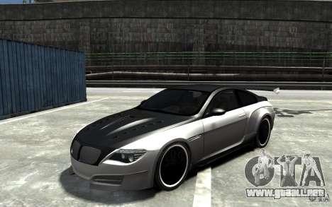 BMW M6 Tuning para GTA 4