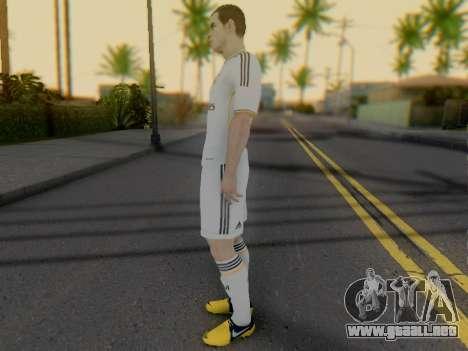 Gareth Bale para GTA San Andreas tercera pantalla