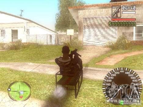 Sani para GTA San Andreas left