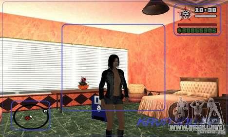 New Ofyst para GTA San Andreas segunda pantalla