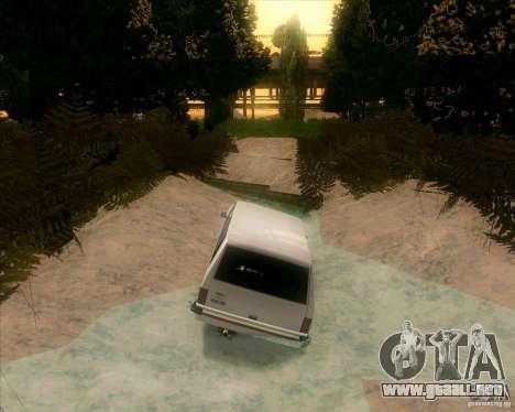 Off-Road Track para GTA San Andreas tercera pantalla