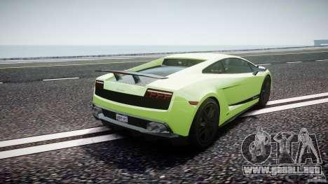 Lamborghini Gallardo LP570-4 Superleggera 2010 para GTA 4 vista lateral