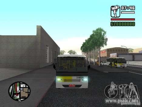 Induscar Caio Piccolo para visión interna GTA San Andreas