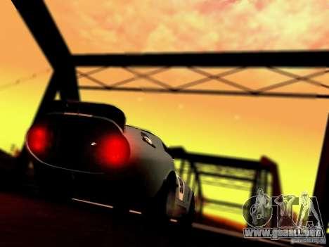Shelby Cobra Daytona Coupe v 1.0 para visión interna GTA San Andreas