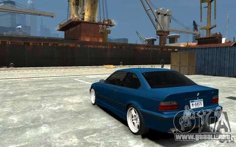 BMW M3 E36 v1.0 para GTA 4 visión correcta