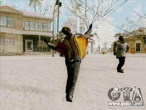 Harlem Shake para GTA San Andreas tercera pantalla