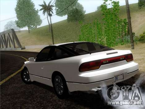 Nissan 240SX S13 - Stock para GTA San Andreas left