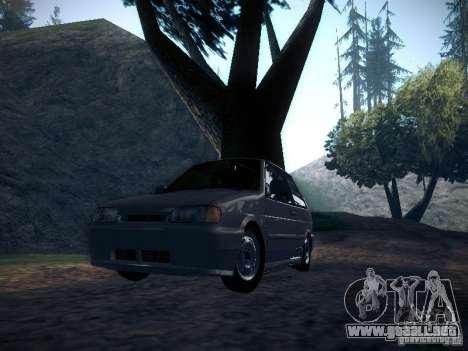 Drenaje Vaz 2113 para GTA San Andreas