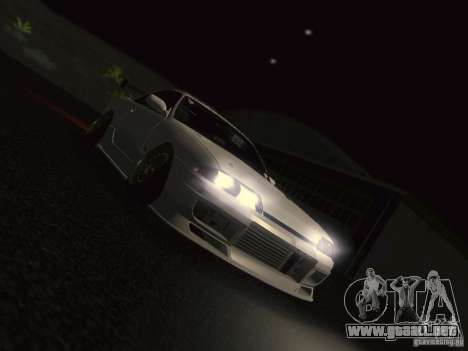 Nissan Skyline GTS R32 JDM para las ruedas de GTA San Andreas