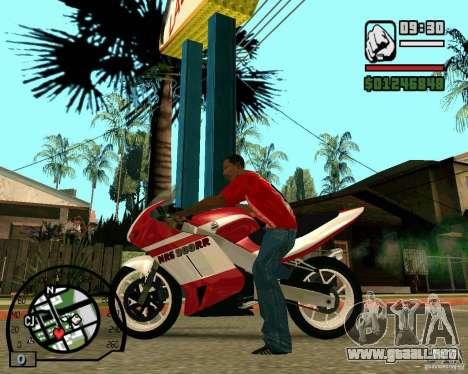 GTAIV NRG 900 RR para GTA San Andreas left