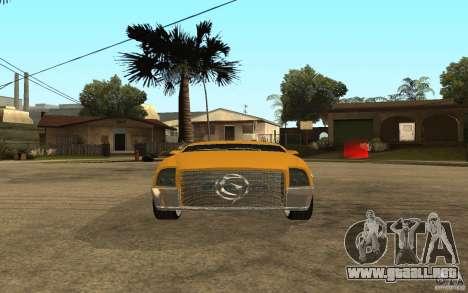 MGC Phantom para la visión correcta GTA San Andreas