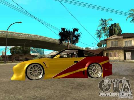 Nissan 240SX DRIFT SPEC para GTA San Andreas left