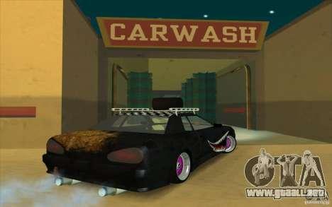 Elegy Rat by Kalpak v1 para la visión correcta GTA San Andreas