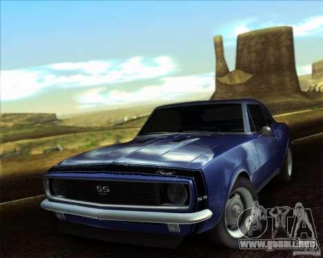 ENBSeries by ibilnaz para GTA San Andreas tercera pantalla