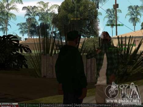Dope para GTA San Andreas décimo de pantalla