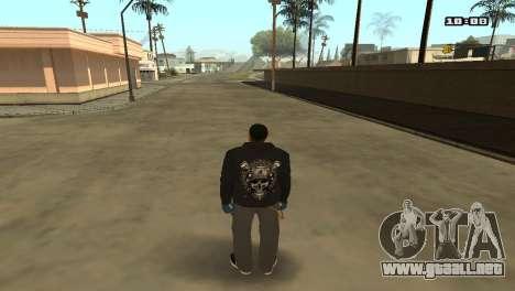 Skin Pack The Rifa para GTA San Andreas séptima pantalla