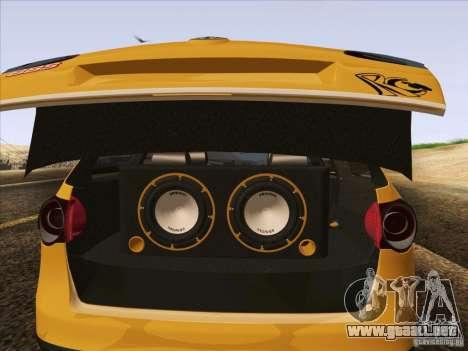 Volkswagen Passat B6 Variant para las ruedas de GTA San Andreas